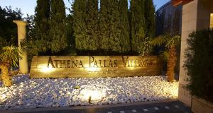 Έναρξη της σεζόν 2015 για το ξενοδοχείο Athena Pallas Village