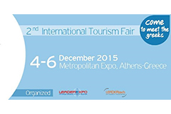 COME TO MEET THE GREEKS: Το σύνθημα της 2ης Έκθεσης GREEK TOURISM Expo 2015