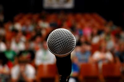 Επιλογή ομιλητών συνεδρίου: Δυσκολίες και Στόχοι