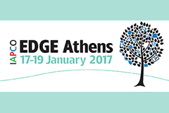 IAPCO EDGE Seminar Athens on 17-19 January 2017