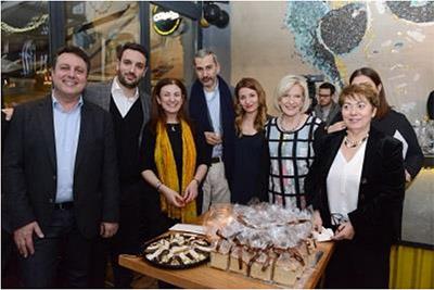 Κοπή Πίτας για τη νέα χρονιά του Συνδέσμου Ελλήνων Επαγγελματιών Οργανωτών Συνεδρίων – HAPCO
