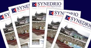 Το νέο τεύχος του SYNEDRIO Magazine κυκλοφόρησε: Διαβάστε το!