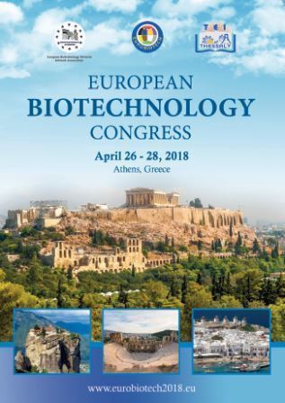 European Biotechnology Congress Eurobiotech 2018