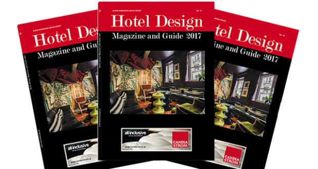 Διαφημιστείτε στο Hotel Design Magazine and Guide!