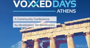 """Συνέδριο νέων τεχνολογιών και ανάπτυξης λογισμικού """"Voxxed Athens"""""""