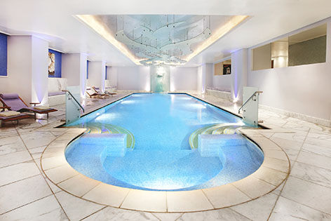 GB Spa - Indoor pool 2
