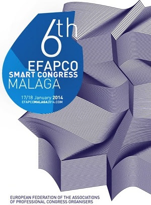 6th EFAPCO Congress: An ultimate in SMART convention-city experiences?