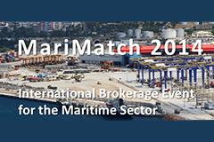 MariMatch 2014: Εκδήλωση επιχειρηματικών συναντήσεων