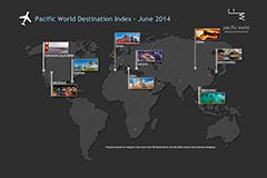 Pacific World Destination Index: Η Ελλάδα στους κορυφαίους προορισμούς