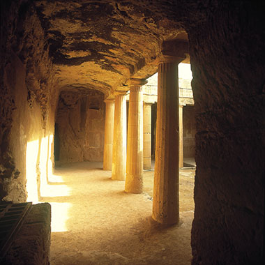 38.Tombs of the Kings,Pafos