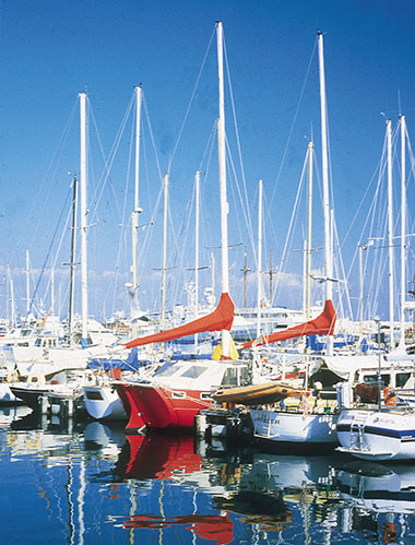 83.Larnaka Marina