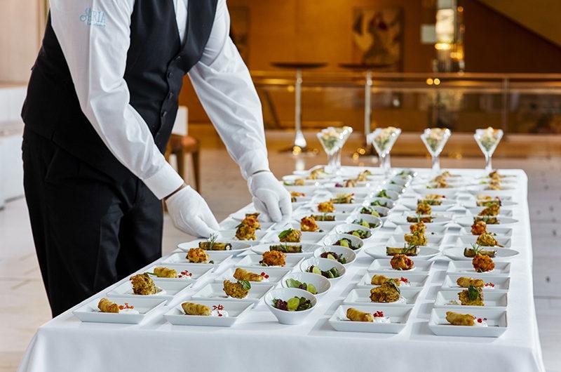ARIA Fine Catering – επίσημος caterer των Ποσειδώνιων 2016