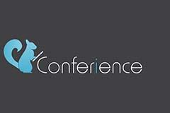 Σε περισσότερες από 400 εκδηλώσεις χρησιμοποιήθηκε το Conferience από τον Απρίλιο του 2014 έως τα τέλη Ιανουαρίου 2016