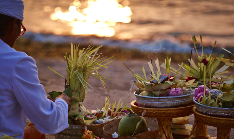Mixing Bali With Business: The Ritz-Carlton, Bali Debuts 'Meet The Banjar' Meeting Package