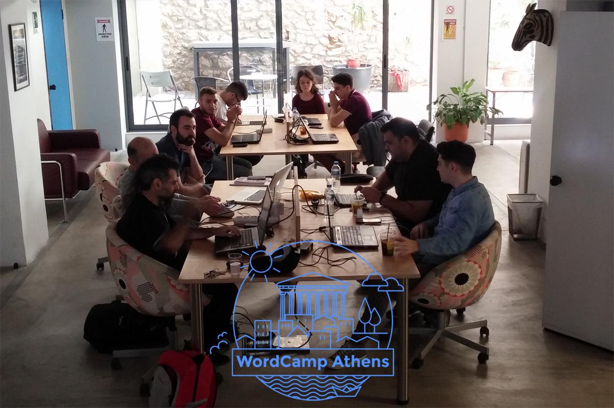 wordcamp-athens-2016-contributors-day