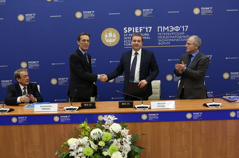 Σύμφωνο συνεργασίας της ΔΕΘ-Helexpo με το Roscongress Foundation
