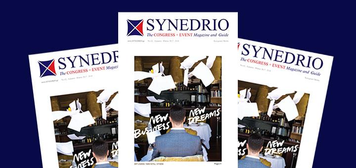 Διαβάστε το Περιοδικό SYNEDRIO – CONGRESS + EVENTτεύχος42