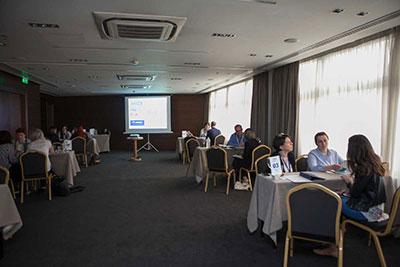Ρώσοι εκπρόσωποι εταιρειών συνεδριακού τουρισμού στη Θεσσαλονίκη