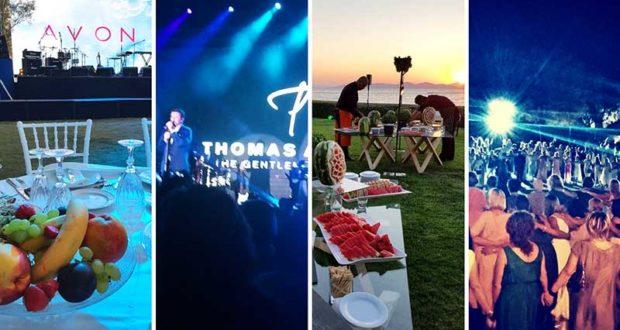 """Στο """"Ble"""" γιόρτασε η AVON Ρωσίας με 1.000 καλεσμένες και τους θρυλικούς """"Modern Talking""""!"""