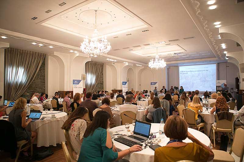 Μαθητές από όλη την Ευρώπη στο Porto Palace Hotel Thessaloniki για το 32ο ECM Summer School
