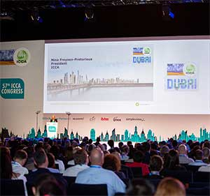 Record-breaking ICCA Congress stimulates international meetings industry in Dubai