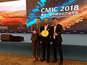 Strong ICCA presence in China