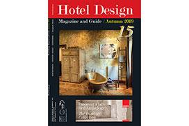 Hotel Design Magazine Τεύχος Φθινόπωρο 2019