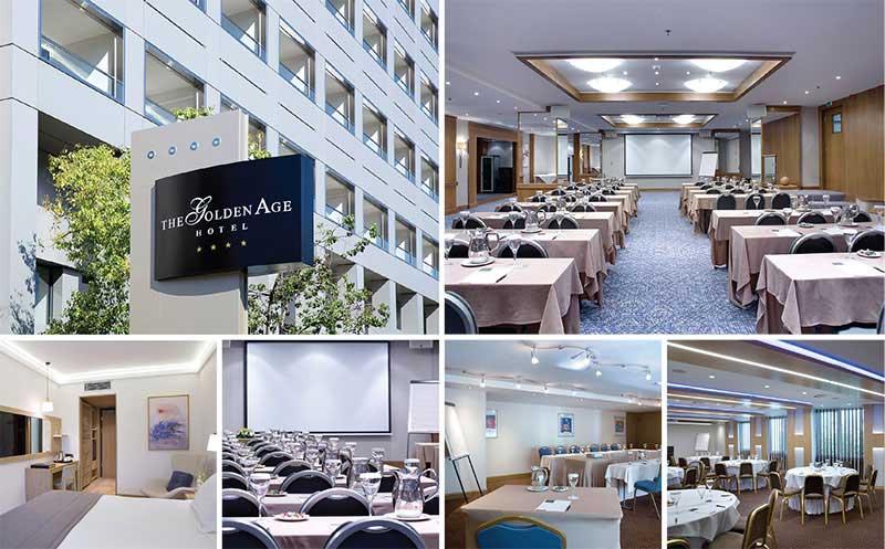 Το Golden Age Hotel of Athens στην έκθεση AITE