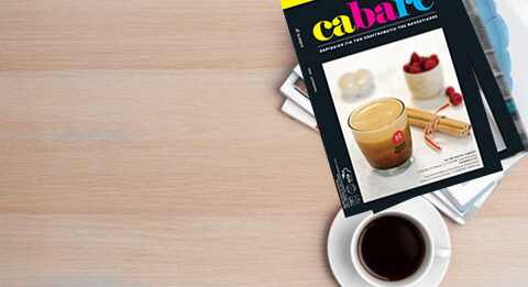CABARE – Cafe Bar Restaurant Magazine Τεύχος 5