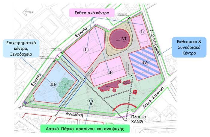 Διεθνής Αρχιτεκτονικός Διαγωνισμός για την Ανάπλαση του Εκθεσιακού Κέντρου Θεσσαλονίκης